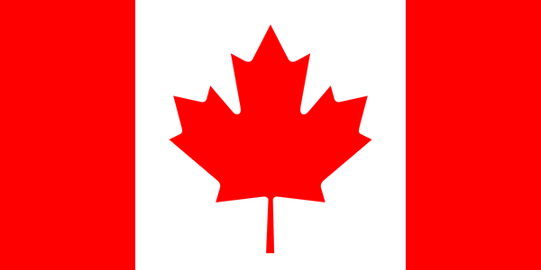 Canada Flag-3'X5' Rough Tex® 300D