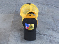 Gadsden Betsy Ross Trucker Style Embroidered Cap