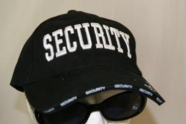 Security Cap (Black)