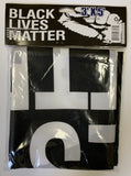 Black Lives Matter Militant Fist 3'X5' Single Sided Flag Rough Tex® 100D