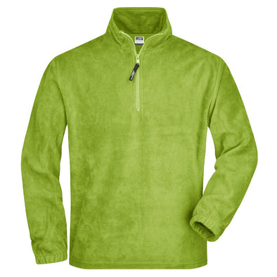 M's Kootenay Half Zip Fleece James & Nicholson