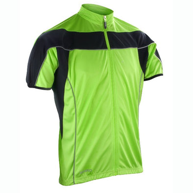 M's Bikewear Performance Full Zip Spiro