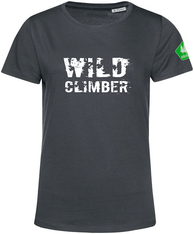 W's Freestyle Organic Cotton Crew Wild Climber
