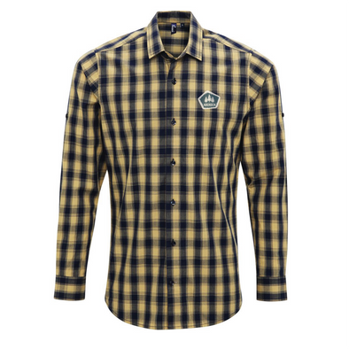 M's Nebraska Cotton Shirt