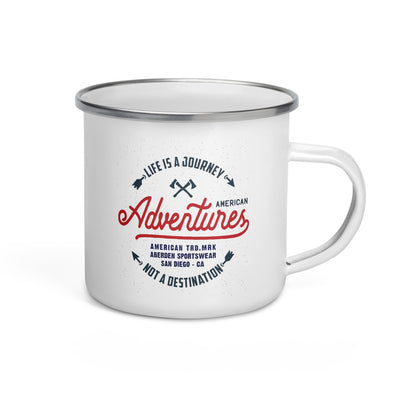 Trekking Mug Keep American Adventure