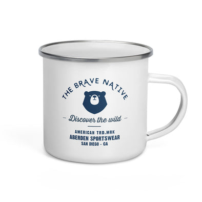 Trekking Mug The Brave Native