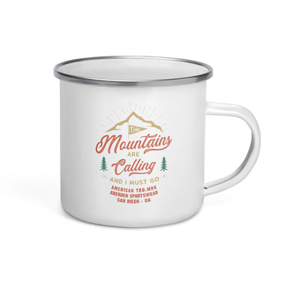 Trekking Mug Keep Mountain Are Calling