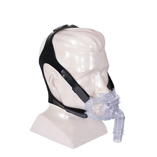 RespCare Hybrid Universal Full Face Mask and Headgear