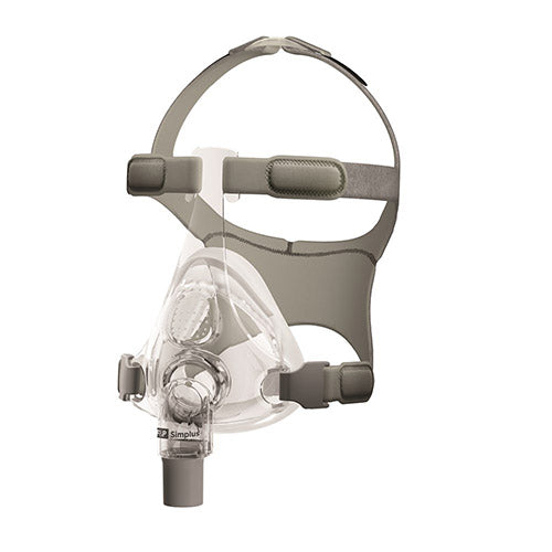 Fisher & Paykel Simplus Full Face CPAP Mask with Headgear
