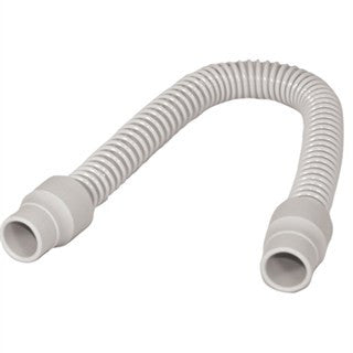 Reusable Flexible CPAP Tubing, Grey, 18 in.