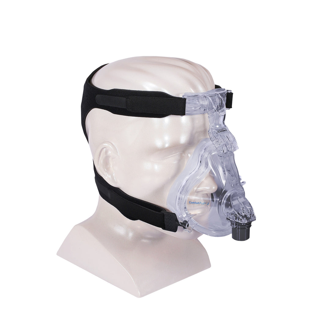 Respironics ComfortFull 2 Full Face Mask and Headgear