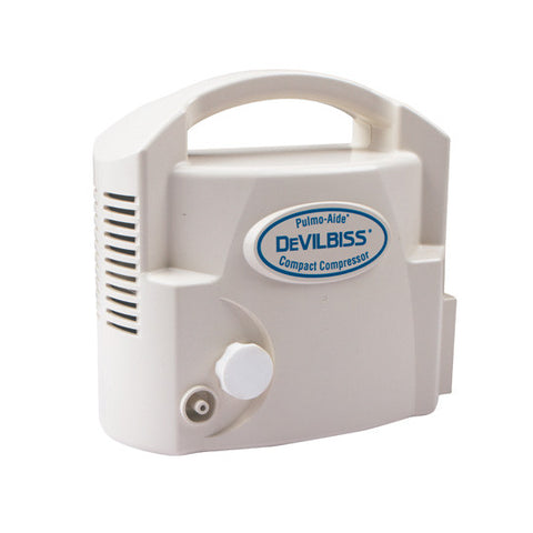 DeVilbiss Pulmo-Aide Compact Compressor Nebulizer System