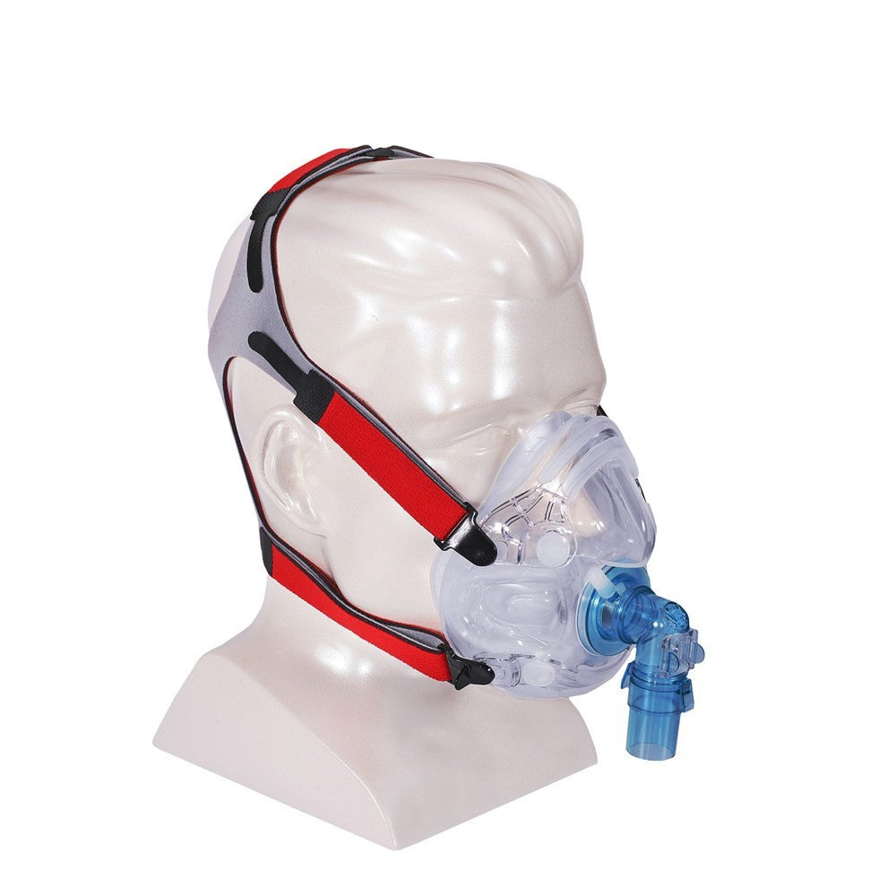 Hans Rudolph 7600 V2 Full Face CPAP Mask & Headgear