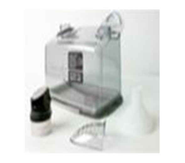 Humidifier Chamber with Flapper
