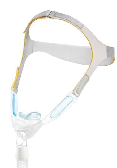 Respironics Nuance and Nuance Pro Nasal Pillow CPAP Mask and Headgear