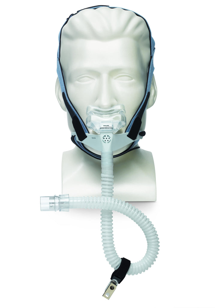 OptiLife Nasal Cradle Cushion Mask with Headgear