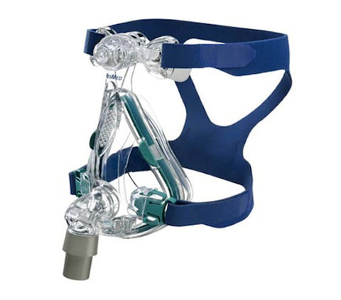 ResMed Mirage Quattro™ Full Face CPAP Mask with Headgear