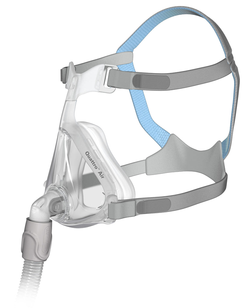ResMed Quattro™ Air Full Face CPAP Mask and Headgear