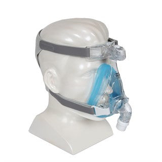 Respironics Amara Gel Full Face CPAP Mask with Headgear