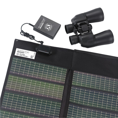 Transcend Portable Solar Battery Charger