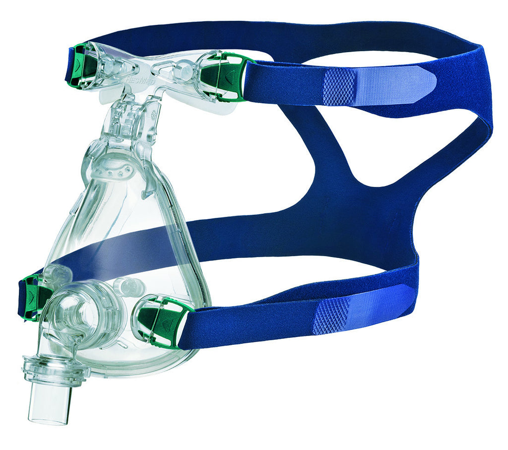 ResMed Ultra Mirage™ Full Face CPAP Mask with Headgear