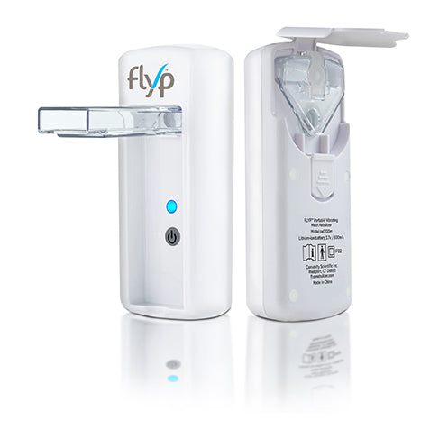 Flyp™ Protable Vibrating Mesh Nebulizer