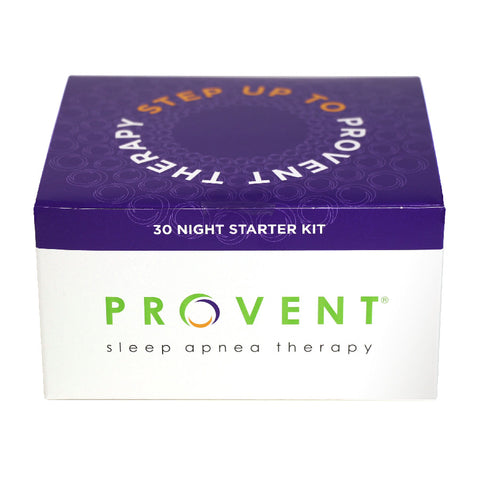 Provent Sleep Apnea Therapy Starter Kit