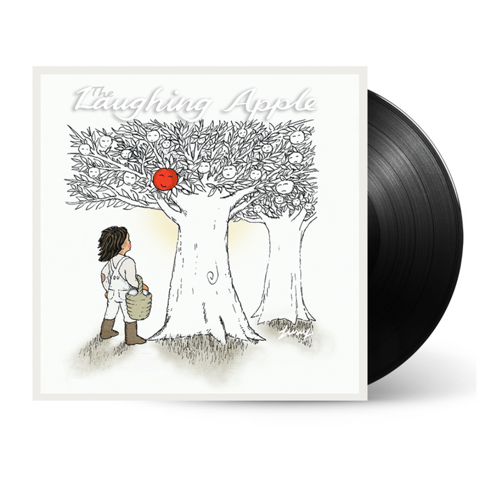Laughing Apple Vinyl LP-Cat Stevens