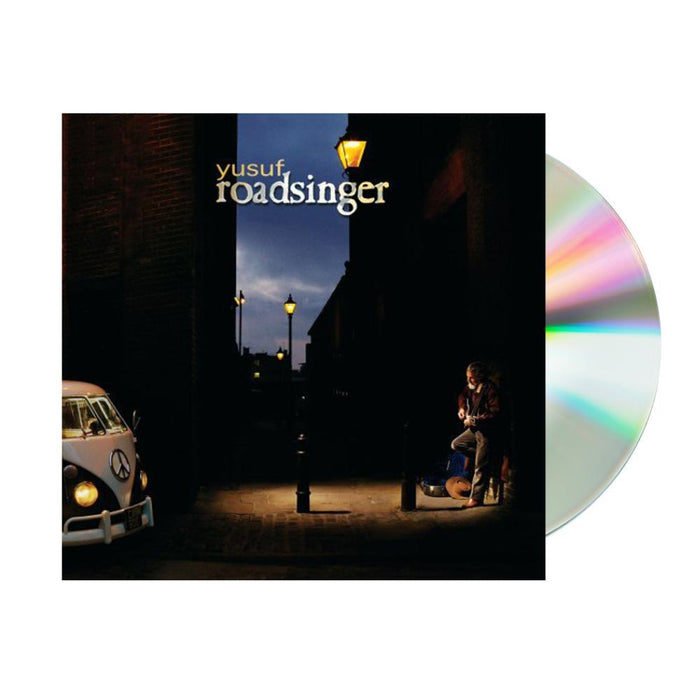 RoadSinger - CD-Cat Stevens