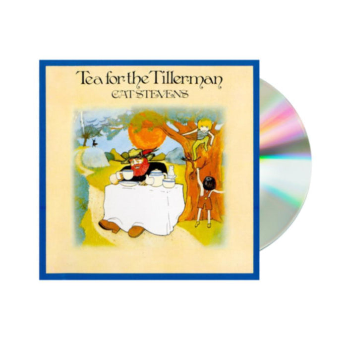 Tea for the Tillerman - CD-Cat Stevens