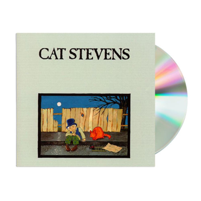 Teaser and the Firecat - CD-Cat Stevens