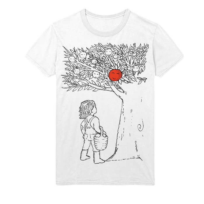 The Laughing Apple T-Shirt-Cat Stevens