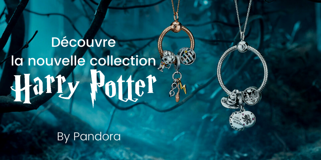 pandora collection harry potter