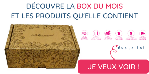 box du mois belle au naturel