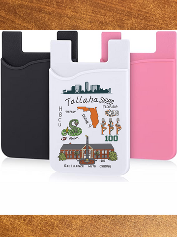 Tallahassee Print (A&M) - Phone Wallet