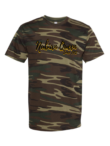 Sistuhs, Inc. NEW Designs - Camo Tee