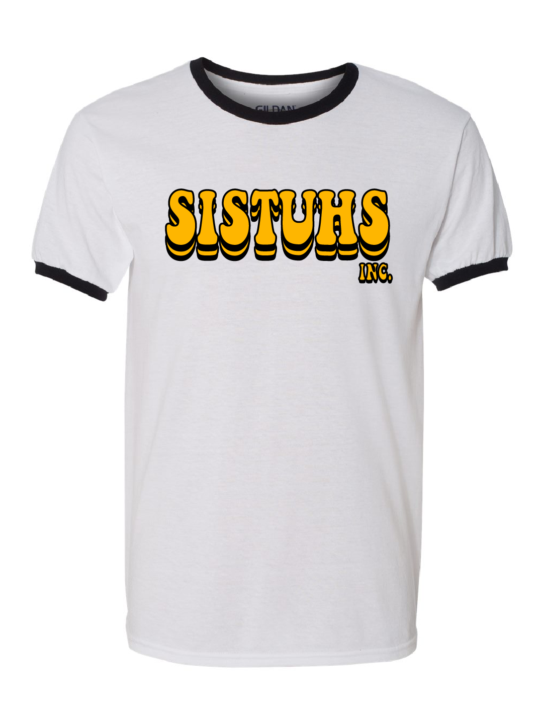 Sistuhs, Inc. NEW Designs - Ringer Tee