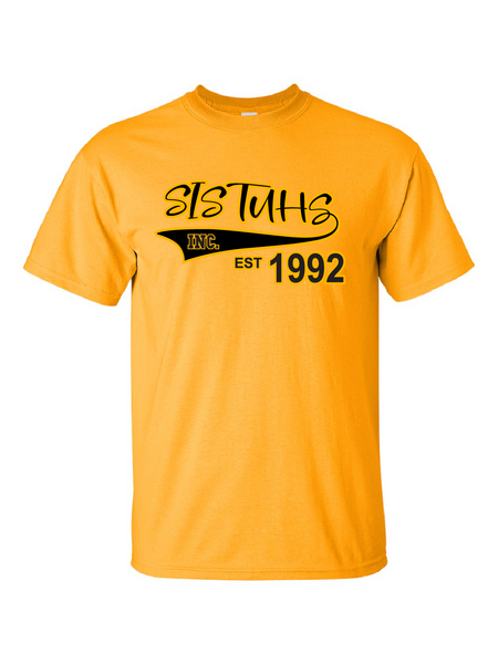 SISTUHS, Inc. NEW Designs - T-Shirt