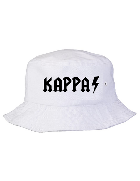 Sorority Gifts - AC Bolt Embroidered Bucket Hat
