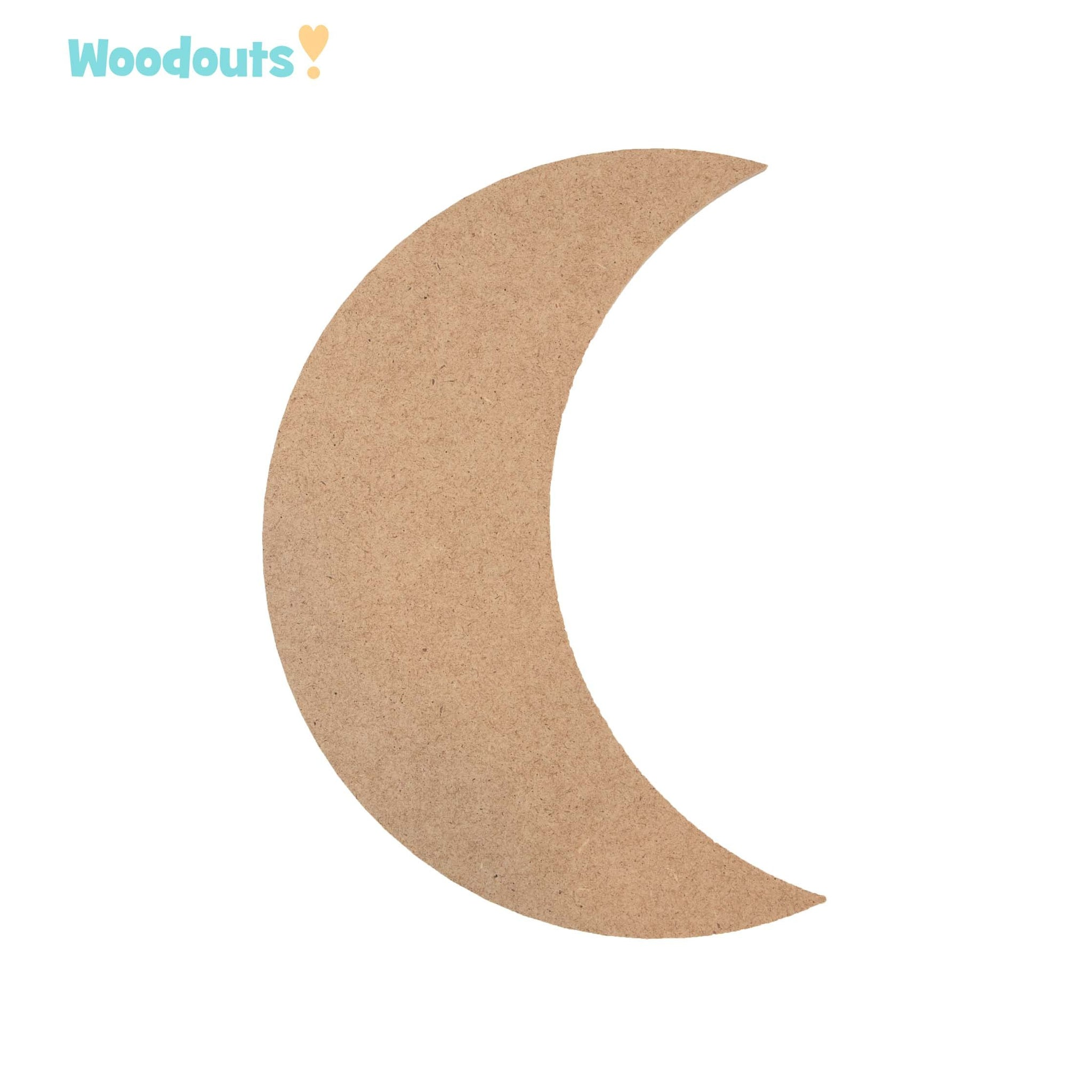 "10"" Crescent Moon Board"
