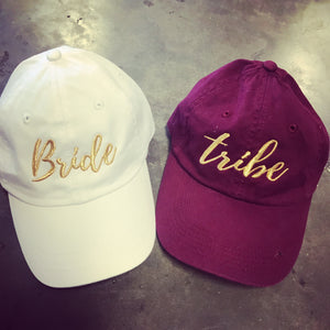 Bride/Tribe Hat