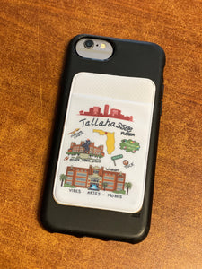 Tallahassee Print (State) - Phone Wallet