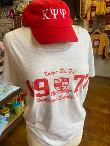 Kappa Psi Psi - Scoop Neck Tee