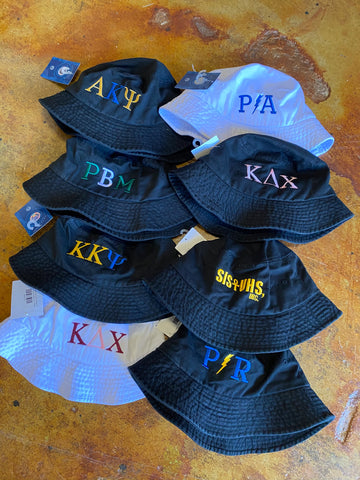 Specialty Organization Custom Bucket Hats