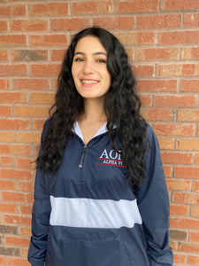 Abby Anorak Sorority Rain Jacket