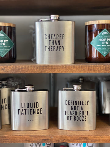 Swag Brewery - SALE Flasks