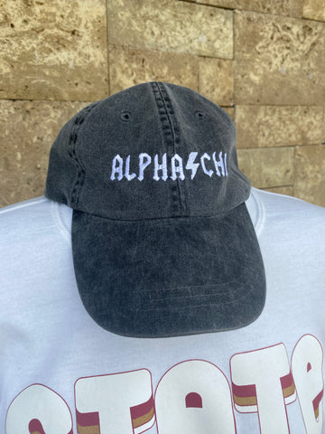 Sorority Gifts - AC Bolt Embroidered Hat