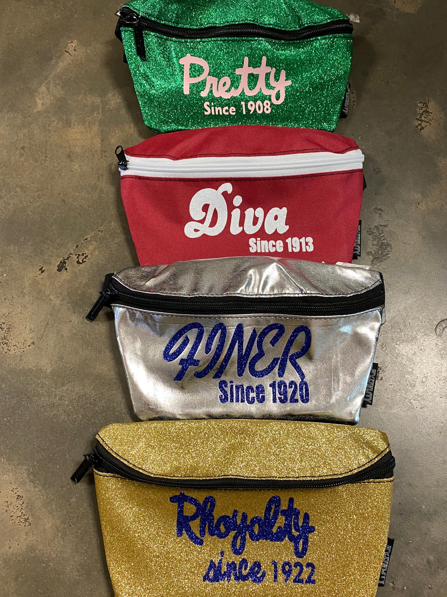 D9 Fanny Packs - Special Edition