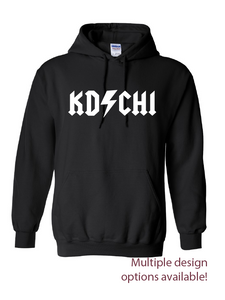 Kappa Delta Chi - Hooded Sweatshirt