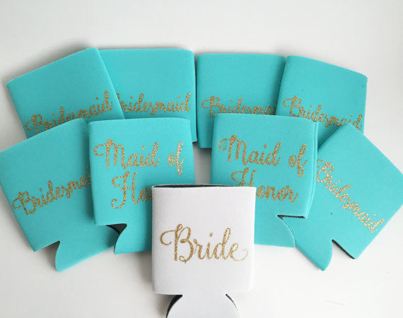 Bridal Party - Koozies